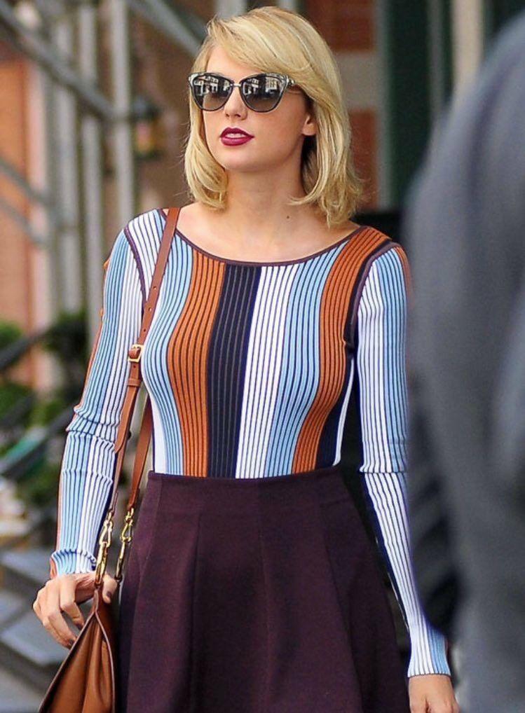 Taylor Swift 15 de septiembre del 2016 en NY