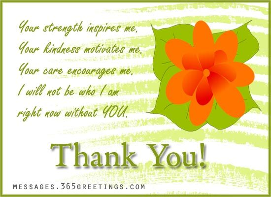 Thank you messages note messages and gratitude thank you messages 365greetings best thank you notesbirthday expocarfo
