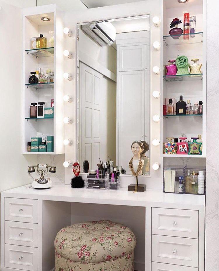 Board With Best Makeup Room Ideas Reference You Ever Before Seen With Wall Design Styl Ideias De Decoracao De Quartos Itens De Decoracao De Quarto Toucadores
