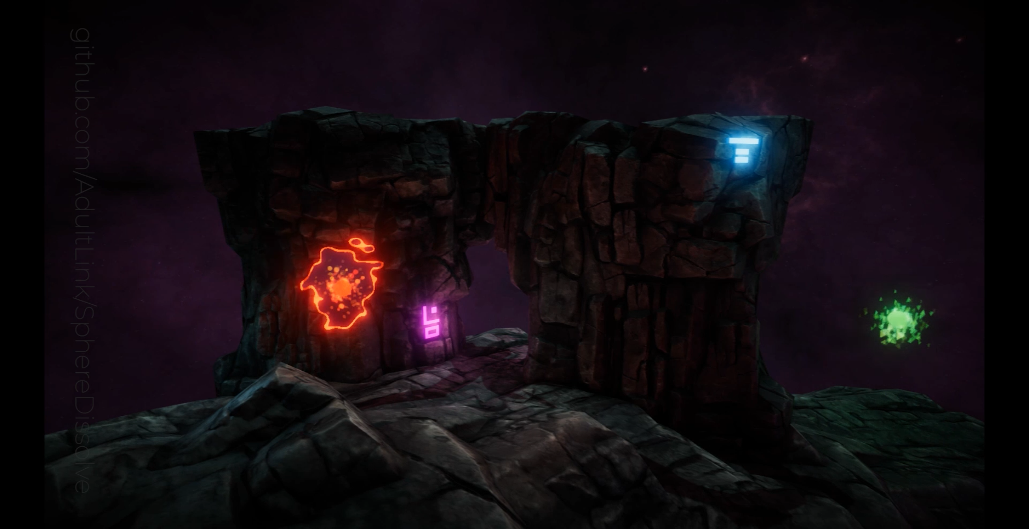 Playing around with dissolve shaders! (Unity source) #gamedev #game
