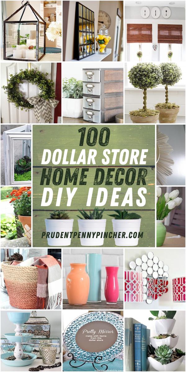 100 Dollar Store DIY Home Decor Ideas -   22 home decor for cheap diy wall art ideas