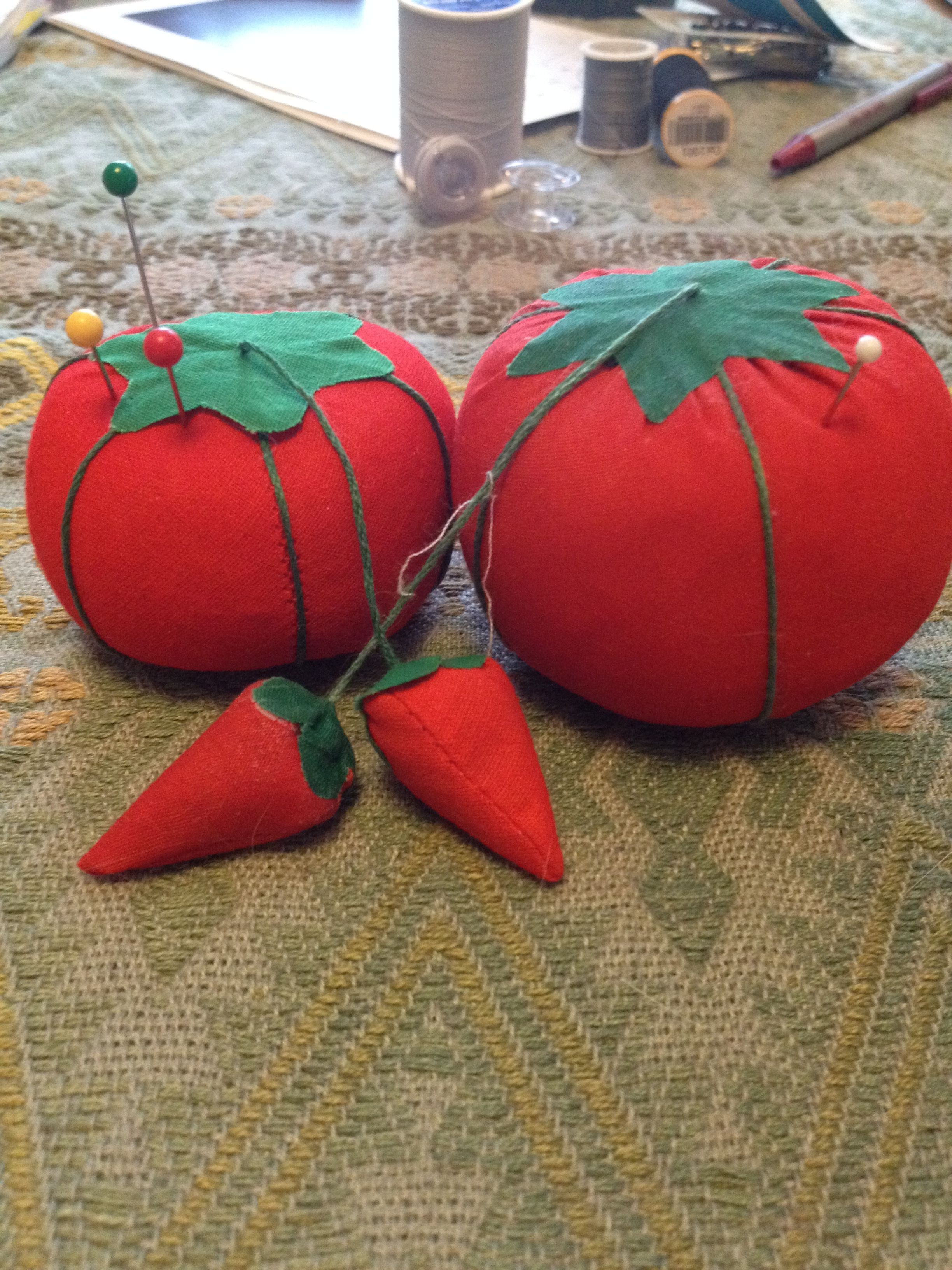2 tomatoes in a pod