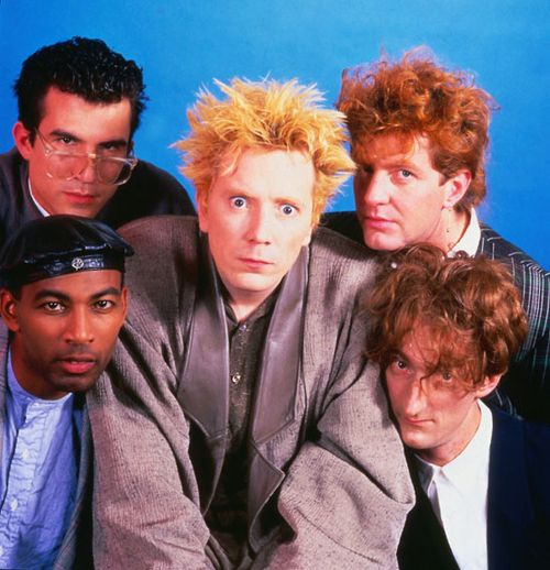 Public Image Ltd  this group was all john lydon