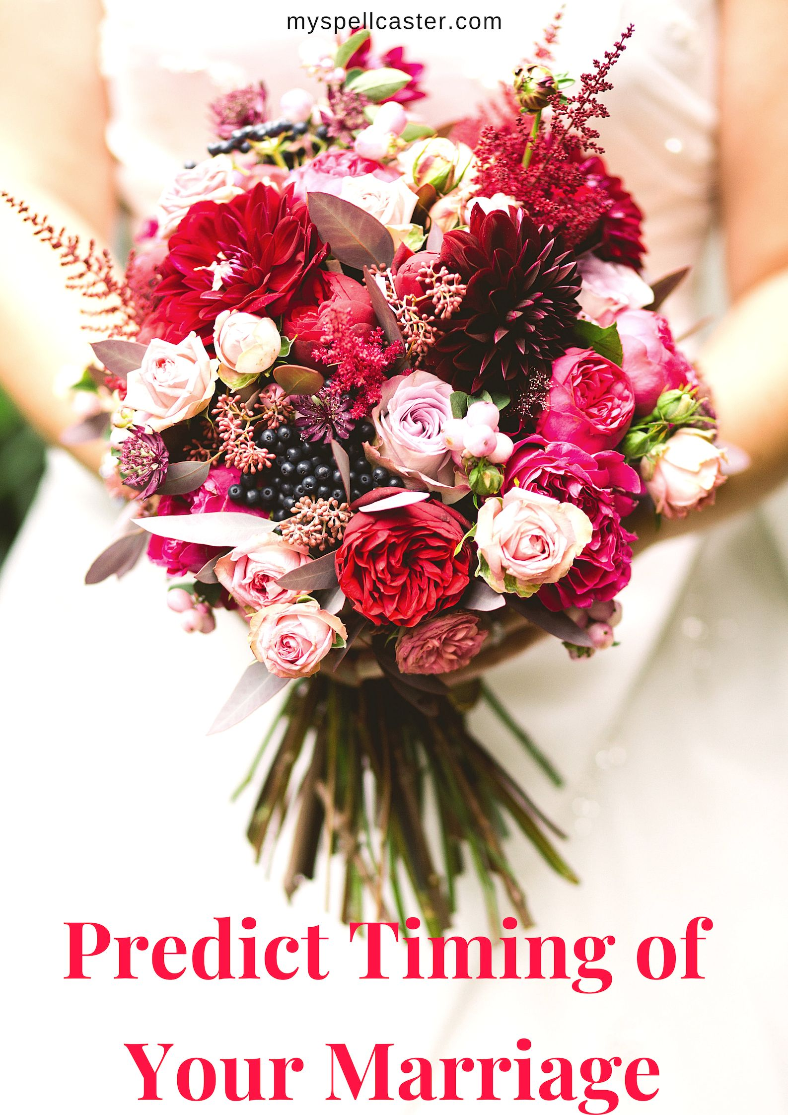 Predict Marriage I Will Predict Your Marriage Time Wedding