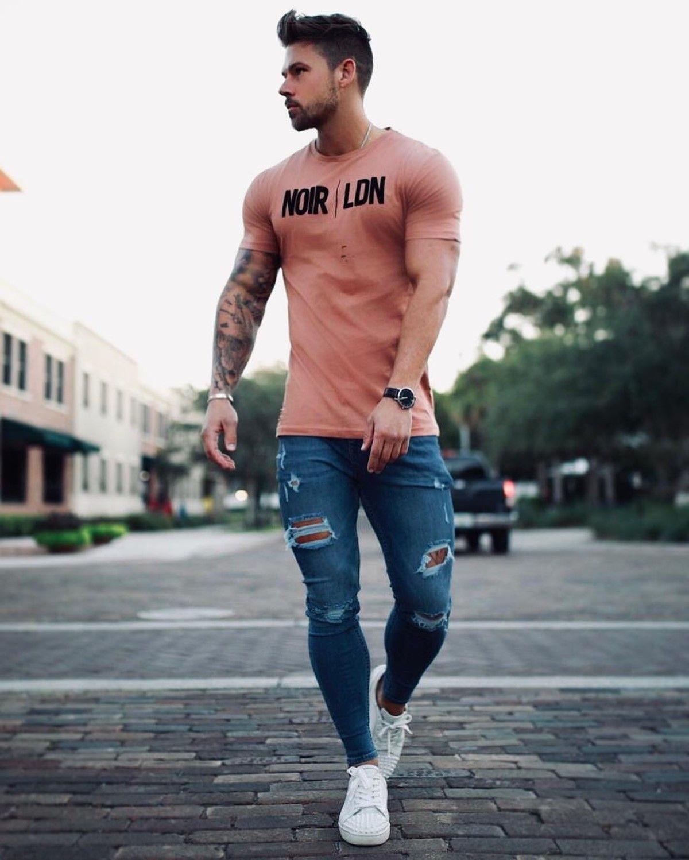 Conheça os modelos de calça jeans masculina