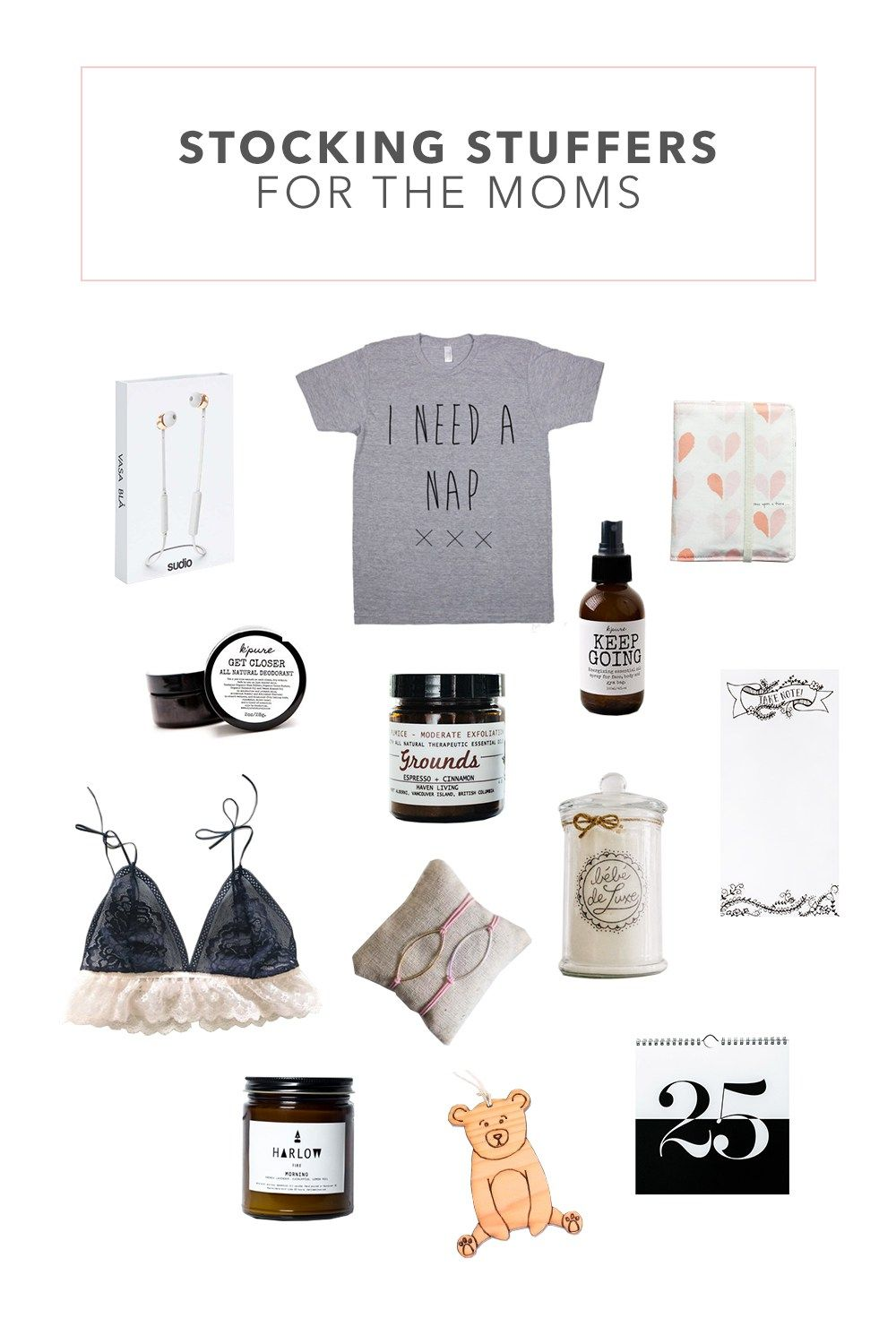 Stocking Stuffer Ideas for Mom, Dad and Baby | clothing. | Pinterest ...