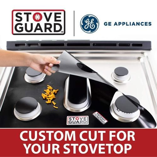 Stoveguard Custom Stove Protectors For Most Brands In 2020 Ge Stove Stove Gas Stove Top