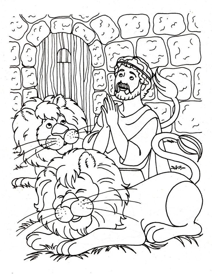daniel coloring pages # 2