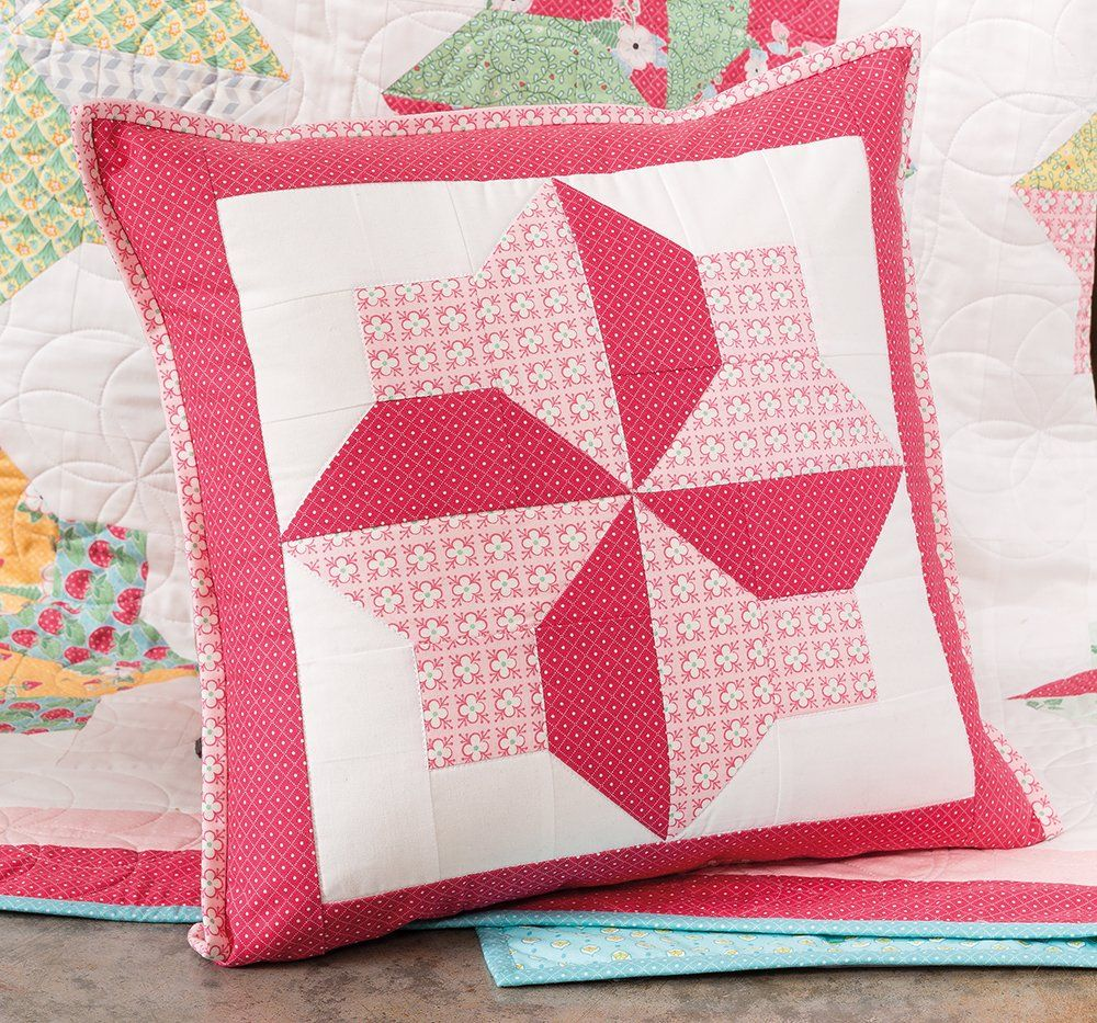 A piece of cake sweet and simple quilts from layer cake