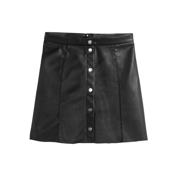 H&M Short skirt (£20) ❤ liked on Polyvore featuring skirts, mini skirts, short skirts, short mini skirts, h&m, mini skirt and h&m skirts