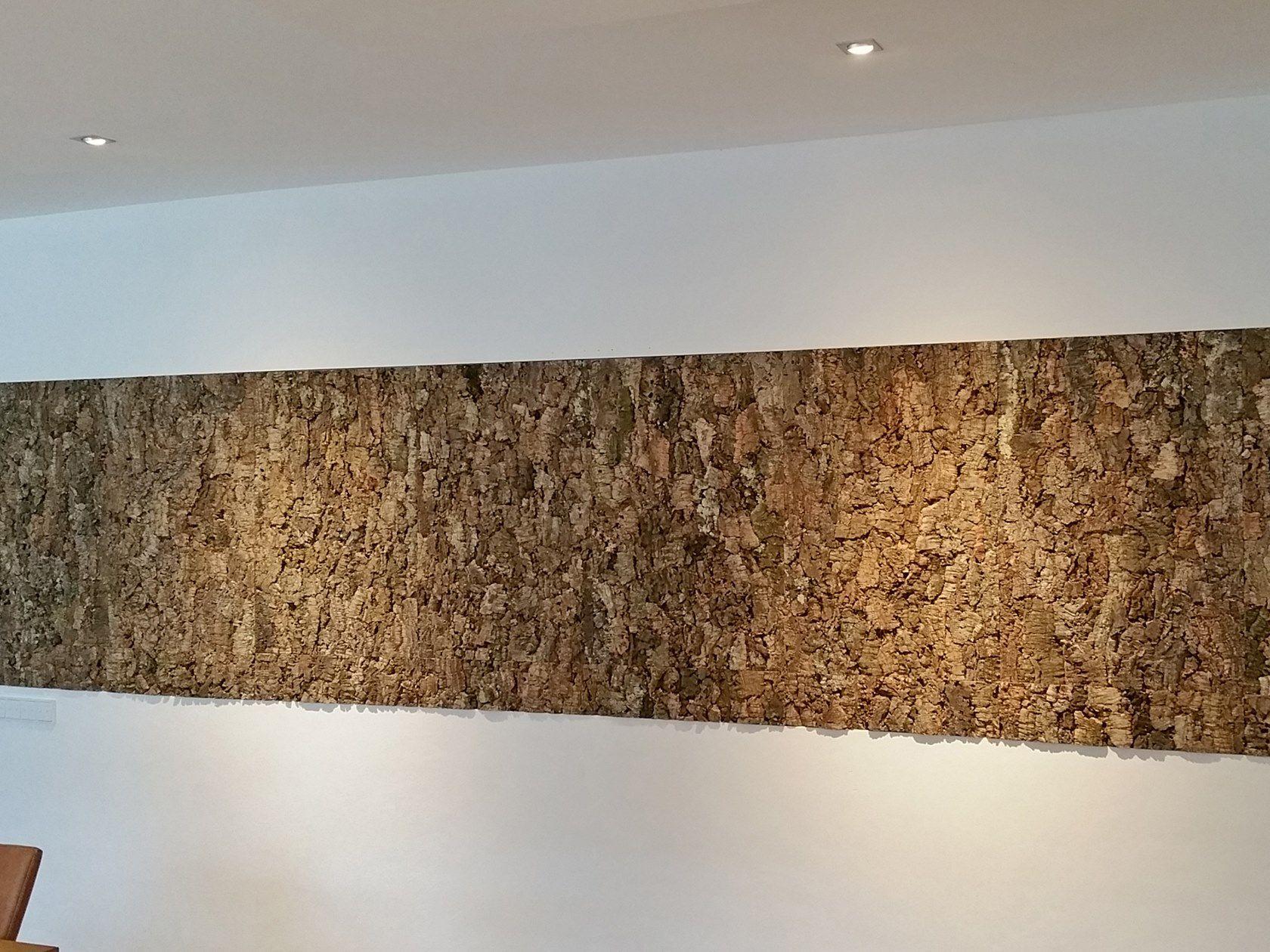 Cork Tree Bark Wall Tiles Cork Bark Wall Panels By Freund Gmbh In 2020 Wall Panels Wall Tiles Paneling