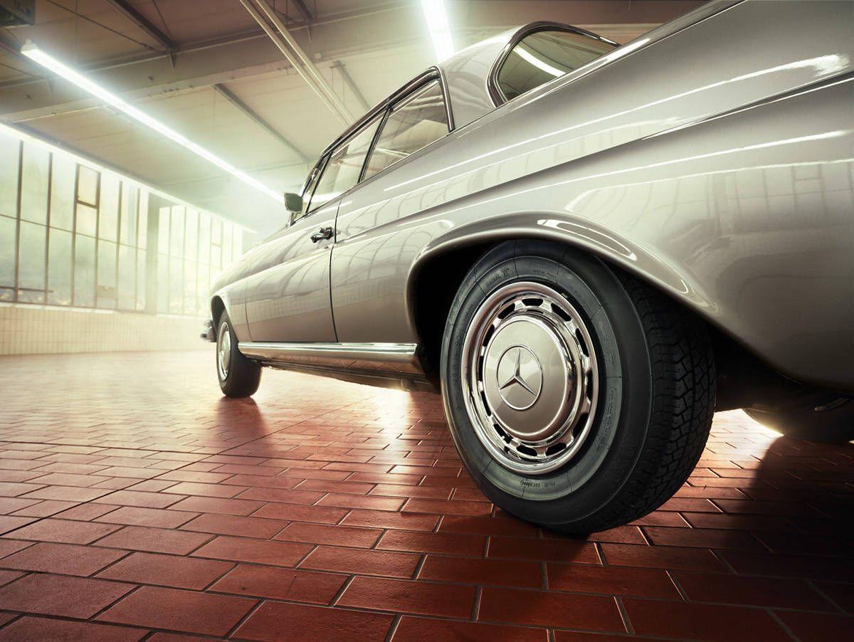Mercedes Benz Classics by Simon Geis