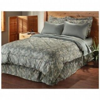 Acu Digital Camo Complete Bed Set Bedding Sets Bed Camo