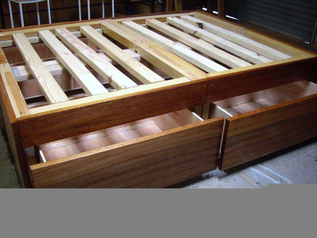 Pdf Diy Wood Bed Frame Plans Diy Free Plans Download 50 Free Woodworking Plans Woodworking Plan In 2020 Wood Bed Frame Diy Bed Frame With Drawers Simple Bed Frame