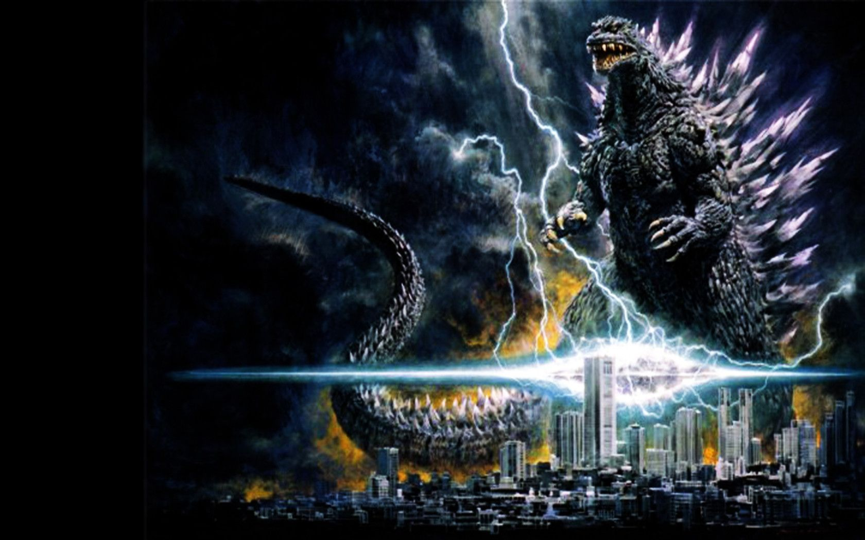Godzilla Wallpapers Wallpaper HD Wallpapers Pinterest