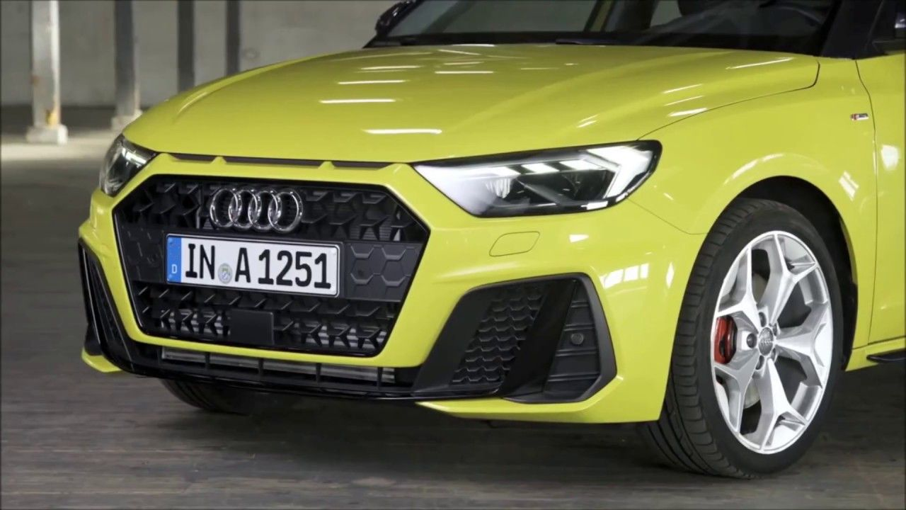 2019 Audi A1 Perfect Hot Hatchback Review And Drive