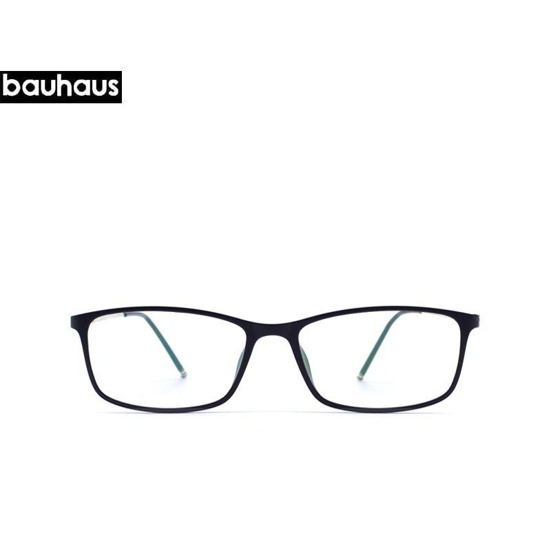 bauhaus Italy Design Light Eyeglasses Frame Full Rim Men Women ...