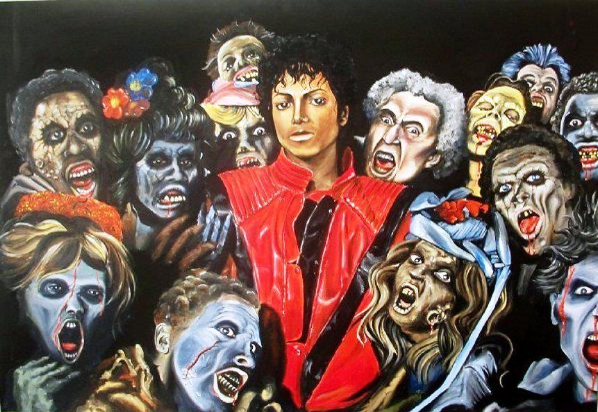 Michael Jackson thriller Michael jackson thriller