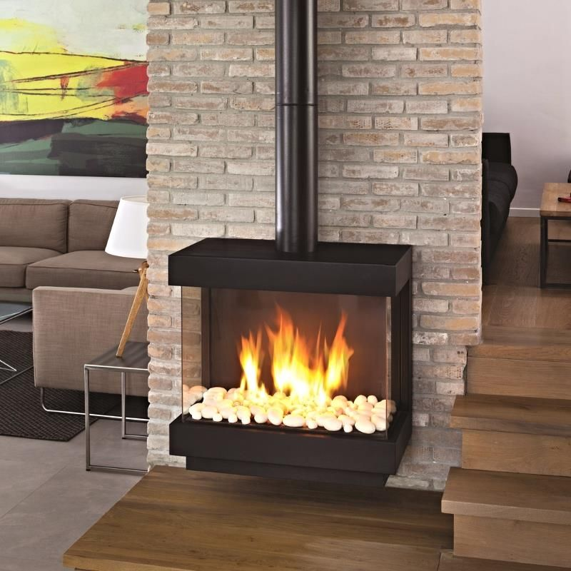 Stand Alone Gas Fireplace Collection Modern Fireplace Freestanding Fireplace Gas Stove Fireplace