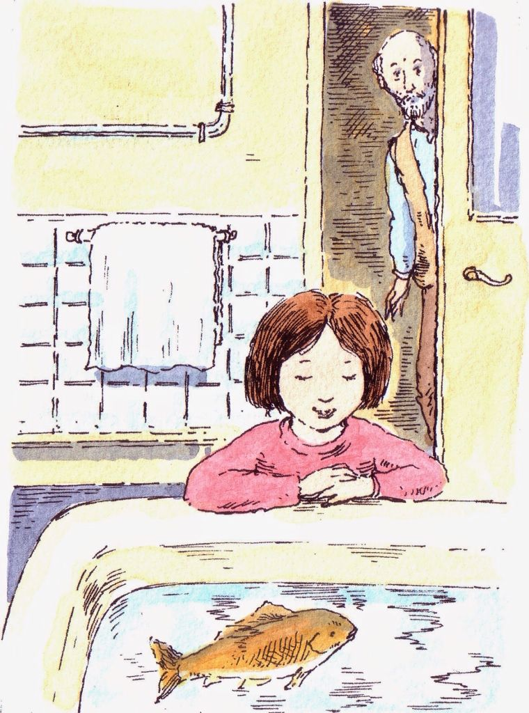 The Fish In The Bathtub By Eoin Colfer Tygertale Christmas