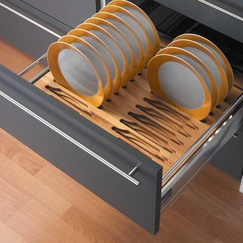 Range-assiettes | Organizador de pratos
