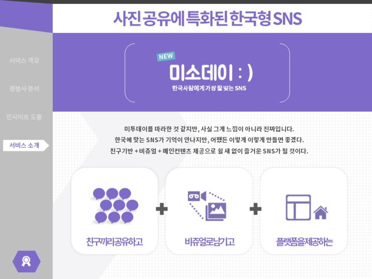 White purple sns facebook for Wohndesign instagram