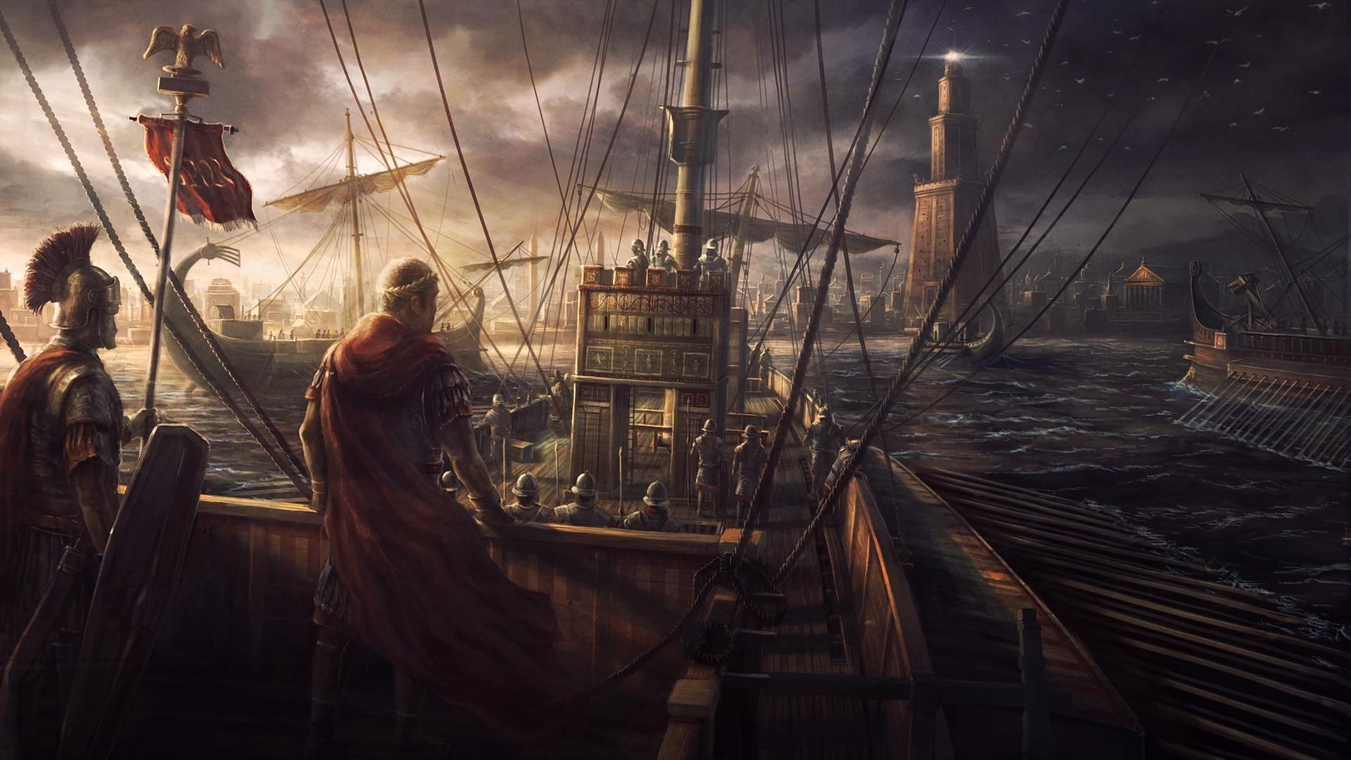 Total War: Rome 2 Concept Art | Glory | Pinterest ...