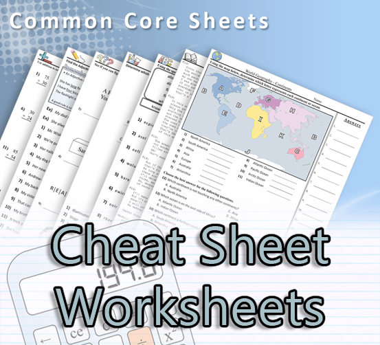 Common Core Sheets A great resource for math science language – Common Core Science Worksheets