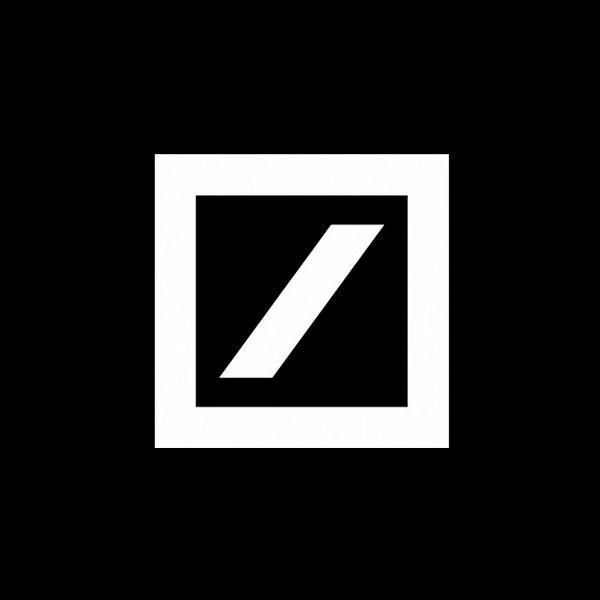 logo Deutsche Bank (1974) _ Anton Stankowski Square