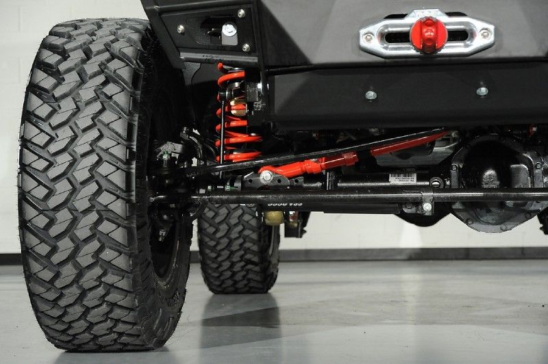 2014 Jeep Wrangler Unlimited Rubicon with Kevlar Finish in