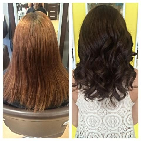 Color Correction Faded Red To Deep Chocolate With Images