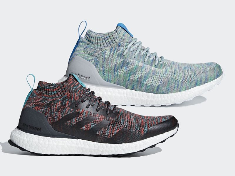 buy online 9649e 81bc9 UltraBoost Mid Multicolor Pack