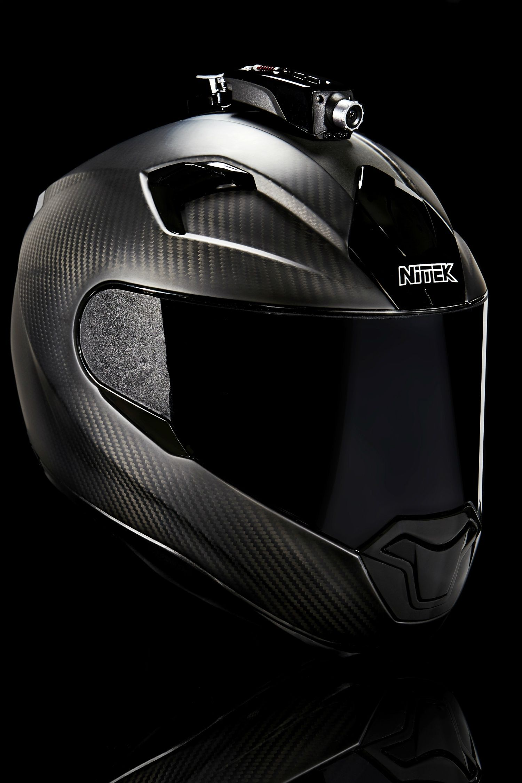 Mohawk smart helmet kit features camera GPS black box Bluetooth