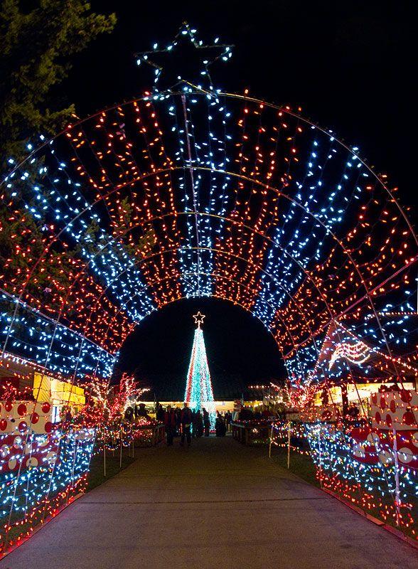 Lights of Christmas, Warm Beach WA - Lights Of Christmas, Warm Beach WA Places I've Visited In 2018