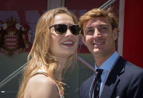 Pierre Casigraghi y Beatrice Borromeo, amor y familia, viento en popa por el mar Caribe #realeza