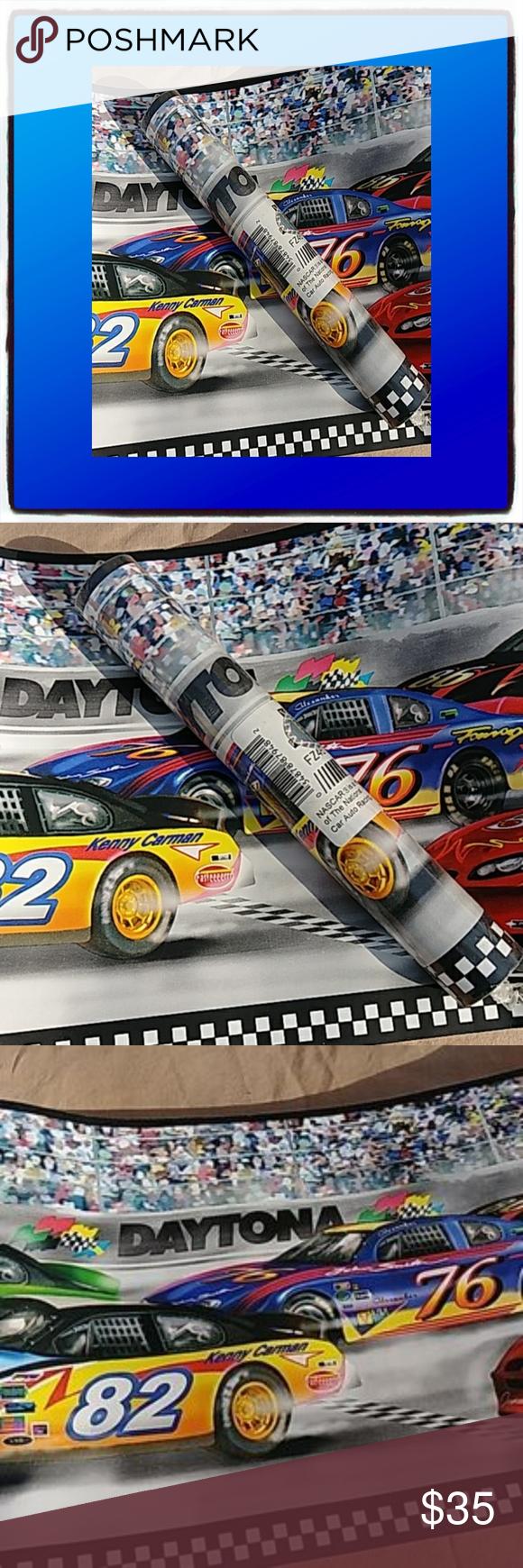 Nascar Daytona Racing Prepasted Wall Border Roll Wall Art Wallpaper Nascar Daytona Art Wallpaper