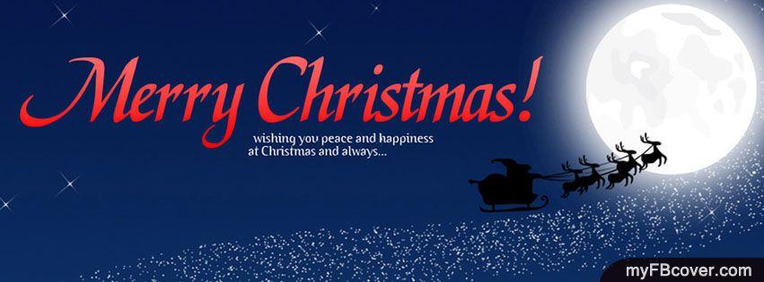 4cc6b981add19 50 imágenes de Navidad para decorar la foto portada de Facebook ...
