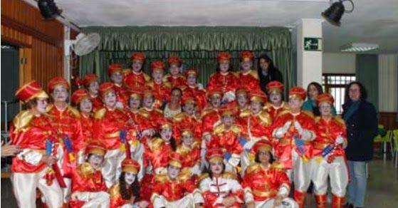 Grupo Mascarada Carnaval: Las Incansables: el amor a la murga no tiene edad