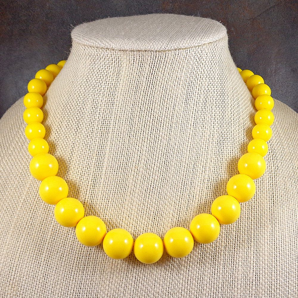 Delighted Yellow Necklace Gallery - Jewelry Collection Ideas ...