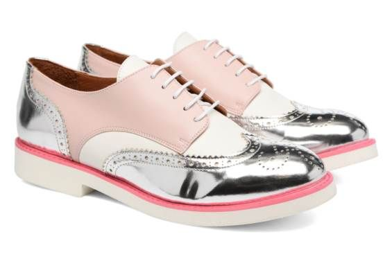 Made by SARENZA Busy Girl Chaussures à Lacets #3 | Lacets