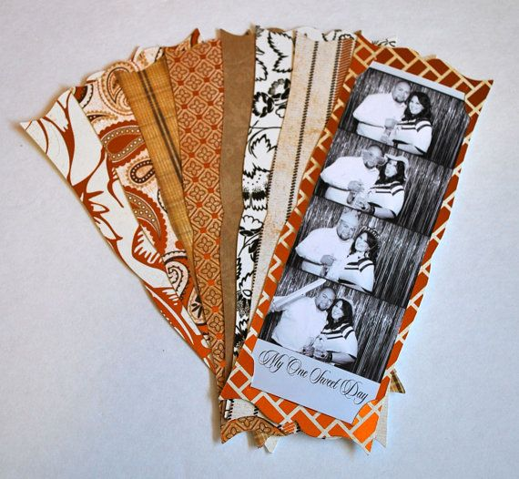 Photo Booth 2x6 Card  Strip Frames Wedding Party by MySweetDay, $212.50