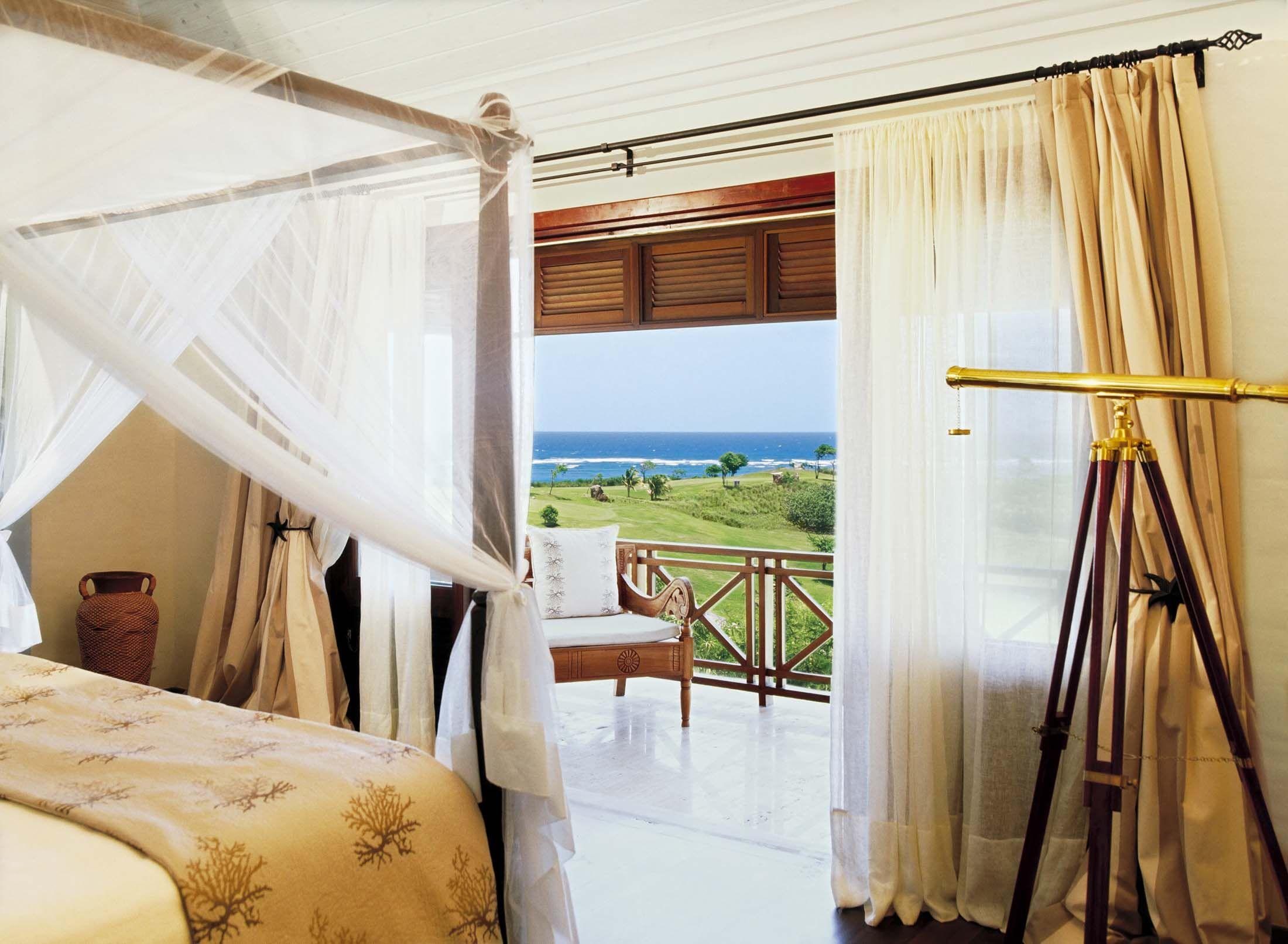 The Caribbean Resort Where Billionaires Go to Escape