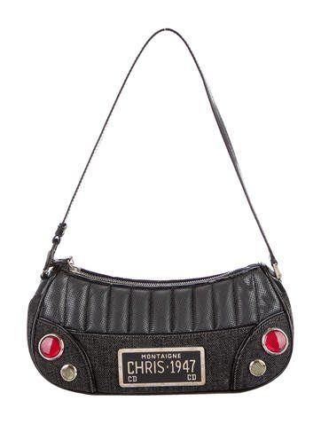 Christian Dior 1947 Car Shoulder Bag  9b7f5b84c907e