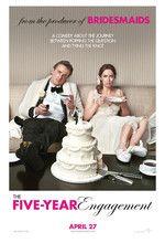 Watch Full The Five-Year Engagement (2012) Movie Online - SolarMovie