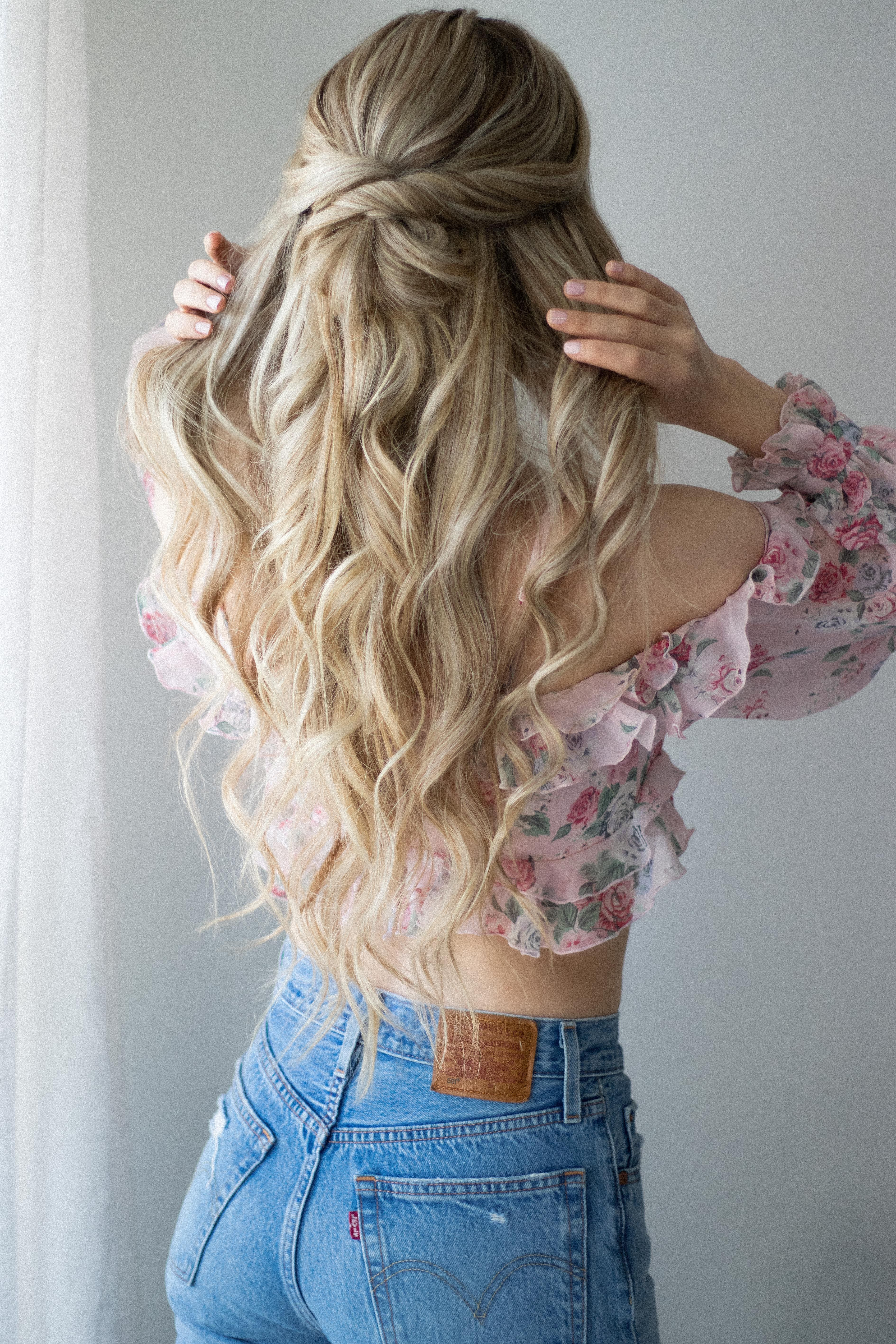 3 Easy Summer Hairstyles For 2019 With Tutorial Www Alexgaboury Com Summer Hairstyles Easy Summer Hairstyles Down Hairstyles