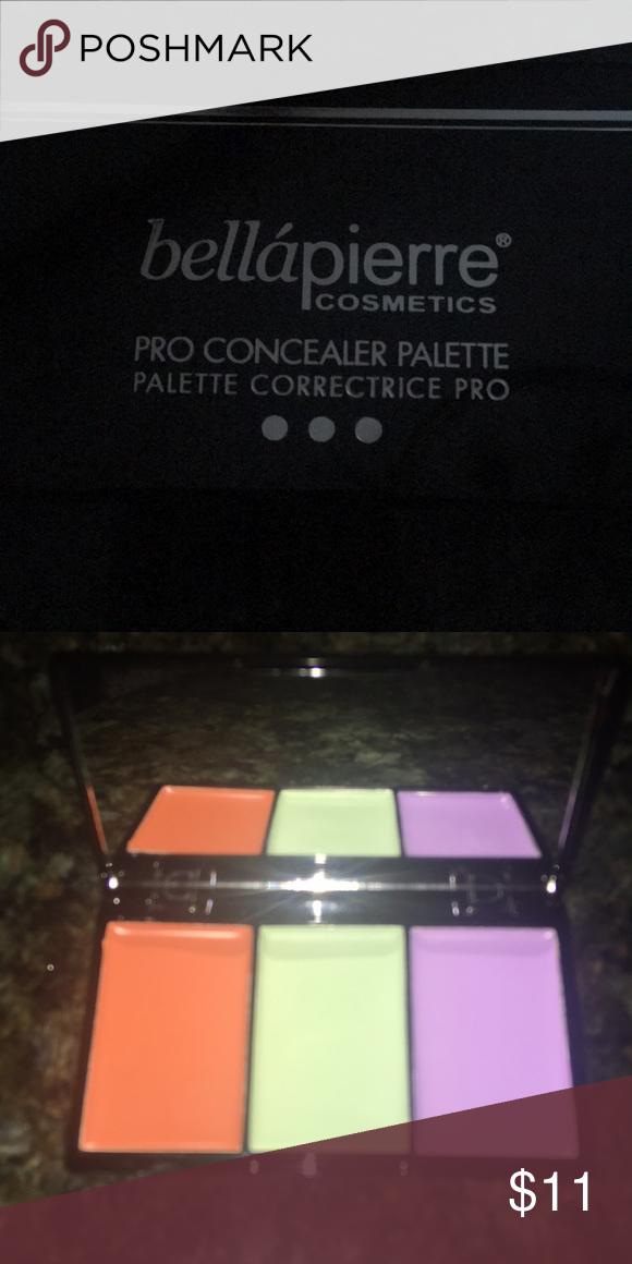 Concealer Palette Bellápierre cosmetics Pro Concealer