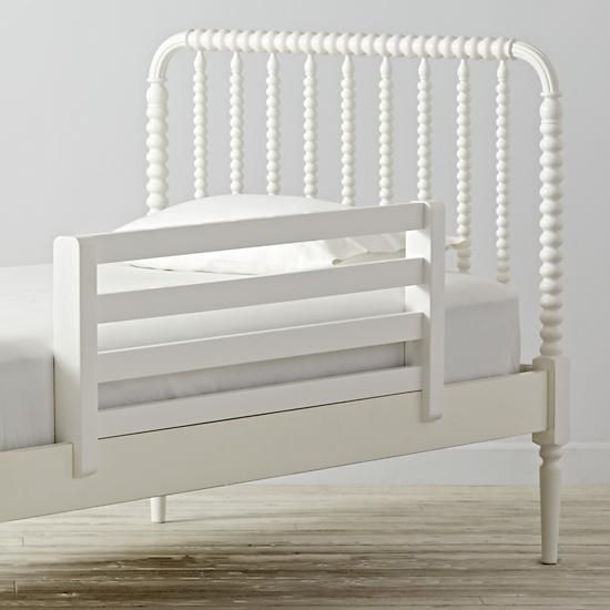 Removable guard rail design for loft bed? Slides onto side rail of