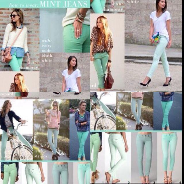 مخزون والدهاء تعليق light green pants outfit