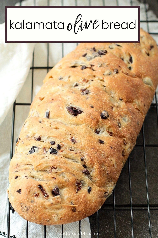 Recipe Olive Bread