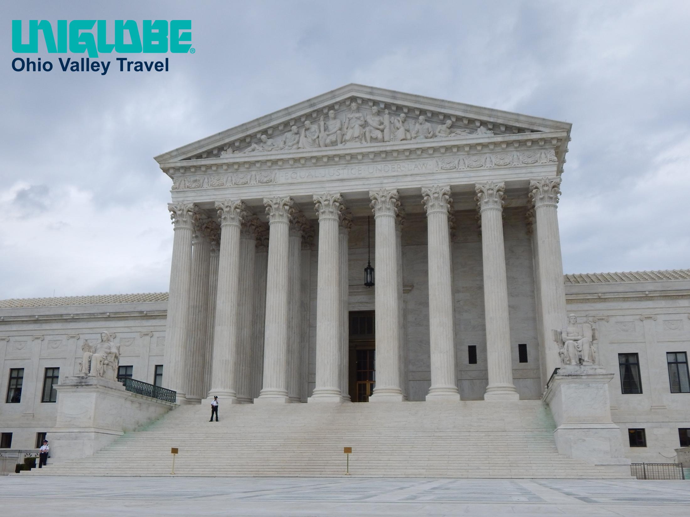 Supreme Court Washington National Mall Travel